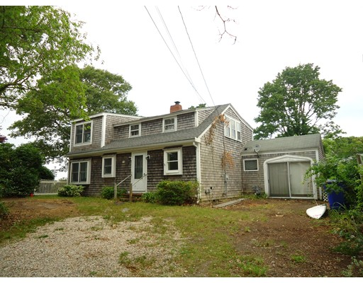 Single Family Home for Sale at 102 Tahanto Road Bourne, Massachusetts 02559 United States