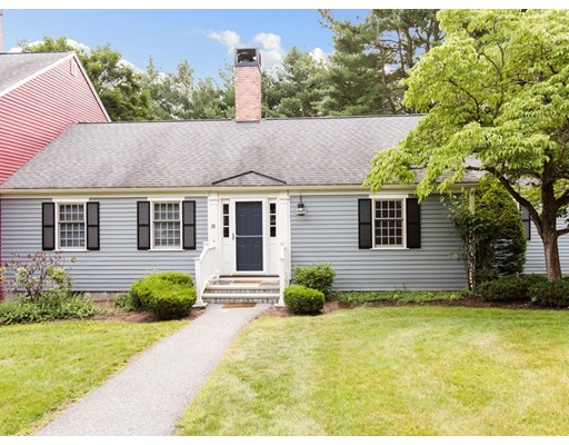 Single Family Home for Rent at 28 Jericho Road Weston, Massachusetts 02493 United States