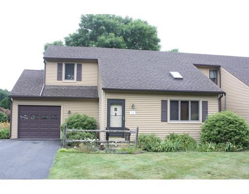 Condominium for Sale at 1 Duncan Drive Deerfield, Massachusetts 01373 United States