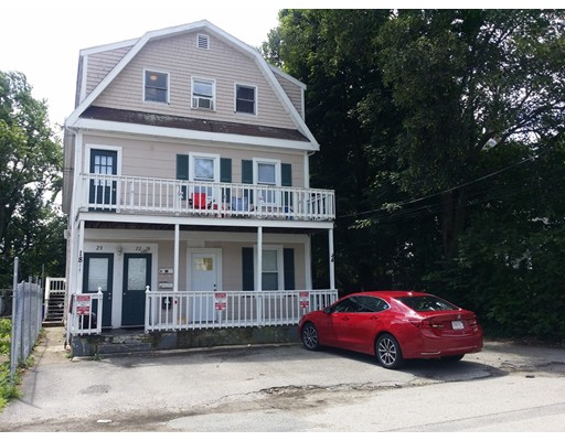 Single Family Home for Rent at 24 Linden Street Rockland, Massachusetts 02370 United States