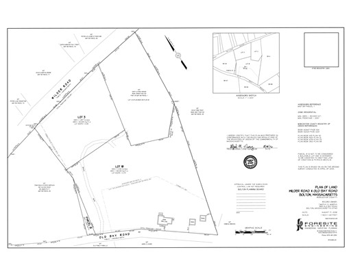 Land for Sale at 200 Wilder Road Bolton, Massachusetts 01740 United States