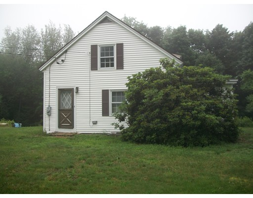 Single Family Home for Sale at 143 Wilker Road 143 Wilker Road Ashby, Massachusetts 01431 United States
