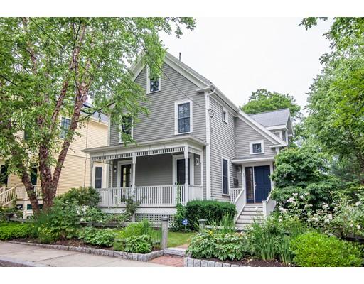 Condominium for Sale at 23 Orrin Street Cambridge, Massachusetts 02138 United States