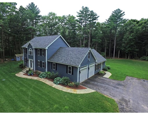 Single Family Home for Sale at 50 Barry Drive Taunton, Massachusetts 02780 United States