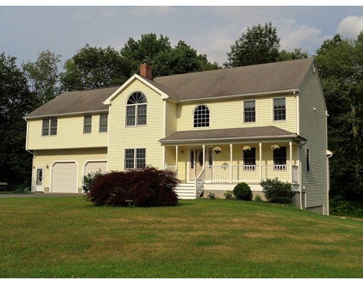 Single Family Home for Sale at 1 Spring Street Oxford, Massachusetts 01537 United States