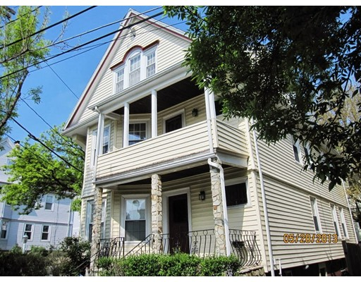 Single Family Home for Rent at 166 Walnut Street Somerville, 02145 United States