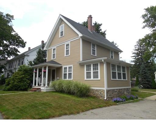 واحد منزل الأسرة للـ Sale في 193 Vernon Street Norwood, Massachusetts 02062 United States