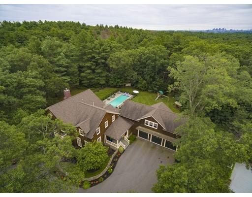 Casa Unifamiliar por un Venta en 10 Ledgewood Road 10 Ledgewood Road Winchester, Massachusetts 01890 Estados Unidos