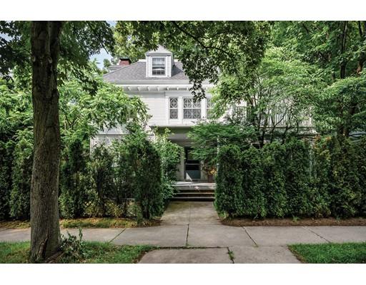 Single Family Home for Sale at 8 Druce Street 8 Druce Street Brookline, Massachusetts 02445 United States