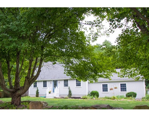 Single Family Home for Sale at 55 Kathy Circle Bridgewater, Massachusetts 02324 United States