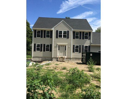 Single Family Home for Sale at 25 Moulton Street 25 Moulton Street Rehoboth, Massachusetts 02769 United States