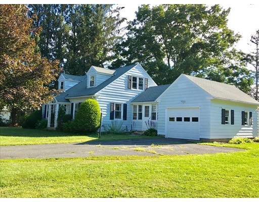 Single Family Home for Sale at 130 East Street Hadley, Massachusetts 01035 United States