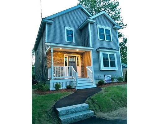 Maison unifamiliale pour l Vente à 15 Main Street Chelmsford, Massachusetts 01824 États-Unis