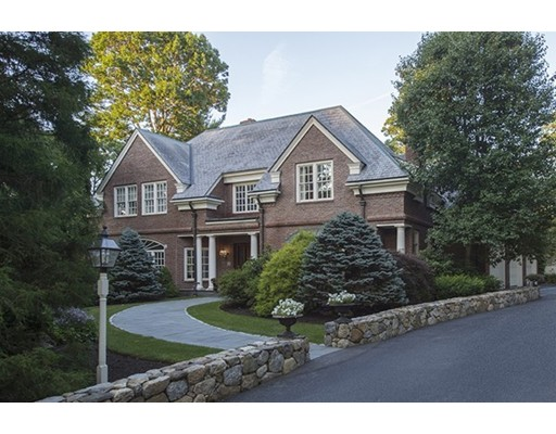 Single Family Home for Sale at 77 Love Lane Weston, Massachusetts 02493 United States