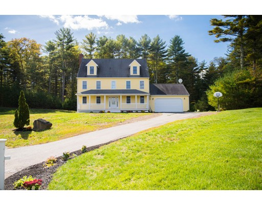 Casa Unifamiliar por un Venta en 5 Arrowhead Lane Carver, Massachusetts 02330 Estados Unidos