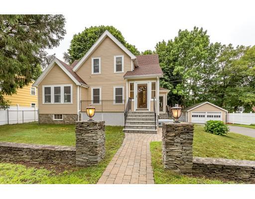 Single Family Home for Sale at 24 Lambert Avenue Stoughton, Massachusetts 02072 United States