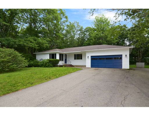 Частный односемейный дом для того Продажа на 83 Cate Road 83 Cate Road Barrington, Нью-Гэмпшир 03825 Соединенные Штаты