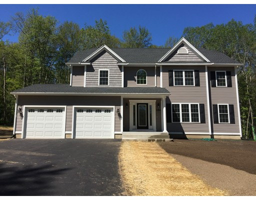 Single Family Home for Sale at 284 Chapin Road Hampden, Massachusetts 01036 United States