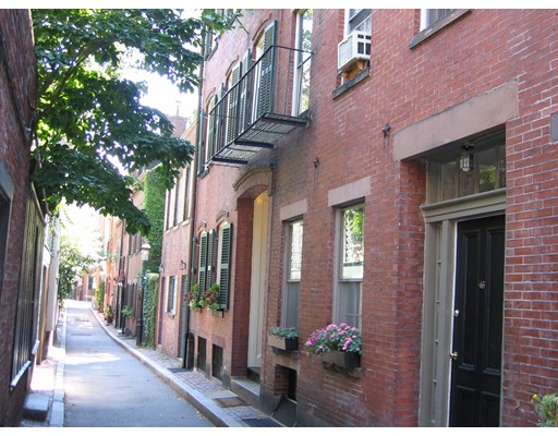 Single Family Home for Sale at 46 Cedar Lane Way Boston, Massachusetts 02108 United States