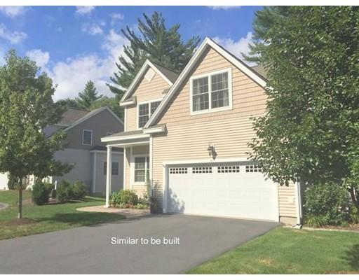 Appartement en copropriété pour l Vente à 20B Rosecrest Circle #20B 20B Rosecrest Circle #20B Groton, Massachusetts 01450 États-Unis