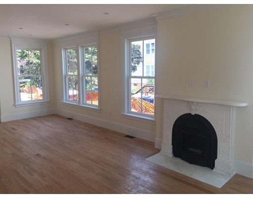 Single Family Home for Rent at 54 Reed Street Cambridge, Massachusetts 02140 United States