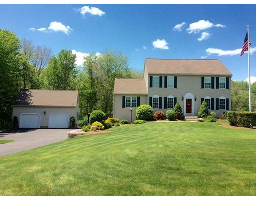 Single Family Home for Sale at 77 OLD WEBSTER Road Oxford, Massachusetts 01540 United States