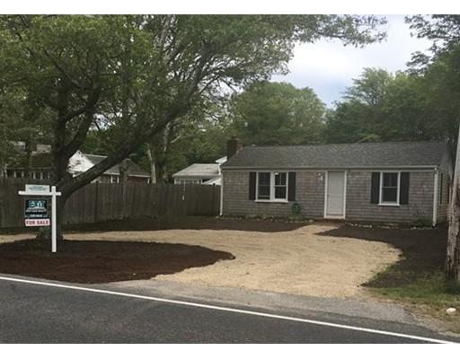 واحد منزل الأسرة للـ Sale في 154 Winslow Gray Road 154 Winslow Gray Road Yarmouth, Massachusetts 02673 United States