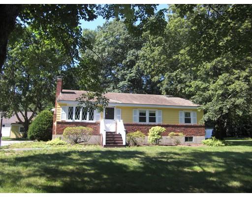 Maison unifamiliale pour l à louer à 6 Grace Drive Wilmington, Massachusetts 01887 États-Unis
