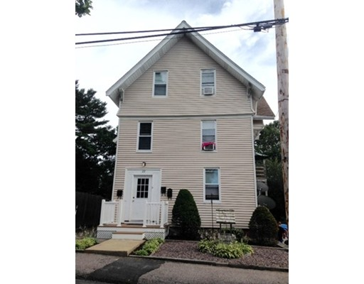 Multi-Family Home for Sale at 22 Cottage Street Holbrook, Massachusetts 02343 United States