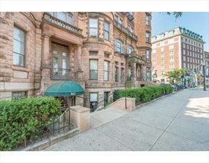 362 Commonwealth Avenue 1-A is a similar property to 21 Bowdoin  Boston Ma