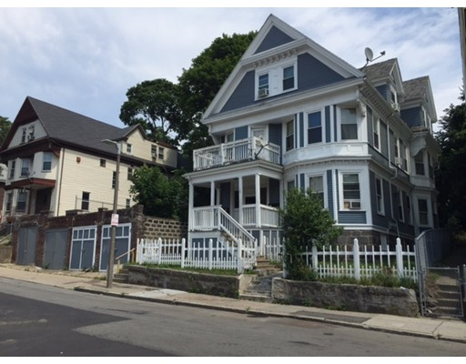 Multi-Family Home for Sale at 16 Normandy Street 16 Normandy Street Boston, Massachusetts 02121 United States