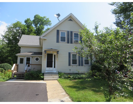 Single Family Home for Sale at 35 South Main street Ashburnham, Massachusetts 01430 United States
