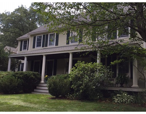 Single Family Home for Sale at 105 Joseph Road Boxborough, Massachusetts 01719 United States
