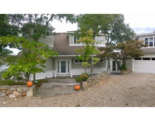 Single Family Home for Sale at 80 Nichols Road 80 Nichols Road Cohasset, Massachusetts 02025 United States
