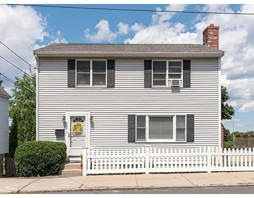 Single Family Home for Sale at 602 Beech Street Boston, Massachusetts 02131 United States