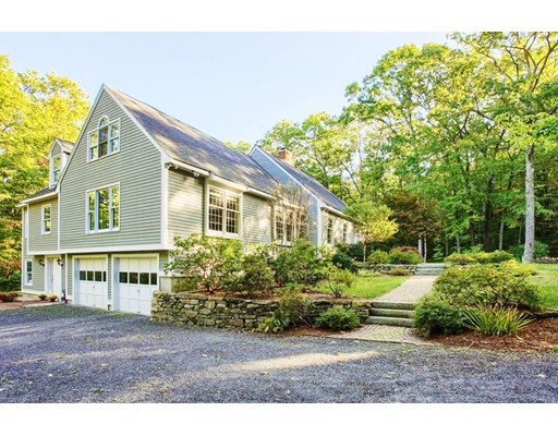 Casa Unifamiliar por un Venta en 35 Woodside Drive Bolton, Massachusetts 01740 Estados Unidos