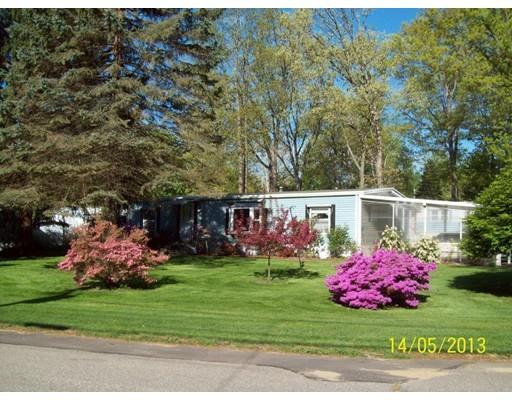 Maison unifamiliale pour l Vente à 2 Stagecoach Drive Brookfield, Massachusetts 01506 États-Unis