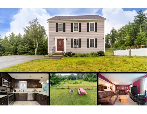 Single Family Home for Sale at 3 Gary Road Templeton, Massachusetts 01468 United States