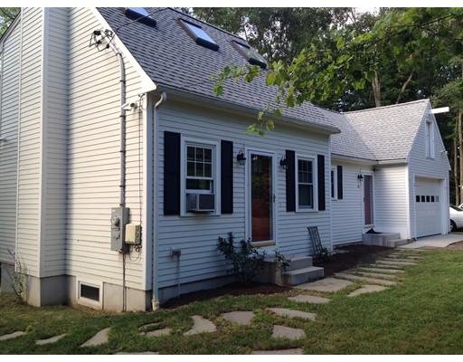 独户住宅 为 出租 在 22 Warren Lane 韦斯顿, 02493 美国