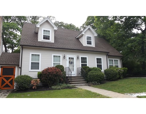 Single Family Home for Rent at 42 Dunster Lane Winchester, Massachusetts 01890 United States