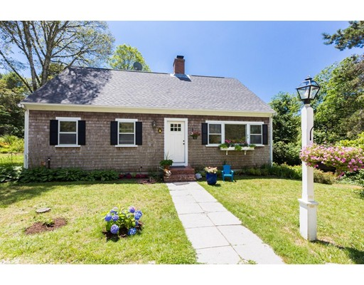 Single Family Home for Sale at 255 Meetinghouse Road Chatham, Massachusetts 02659 United States