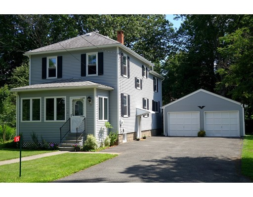 Single Family Home for Sale at 15 Clifton Avenue Amherst, Massachusetts 01002 United States