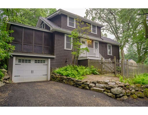 Single Family Home for Sale at 491 South Street Carlisle, Massachusetts 01741 United States