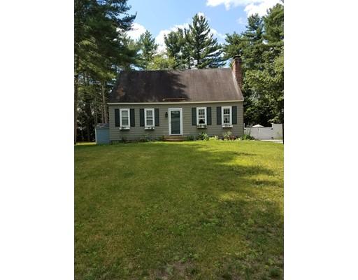 واحد منزل الأسرة للـ Sale في 32 Ponderosa 32 Ponderosa Townsend, Massachusetts 01469 United States