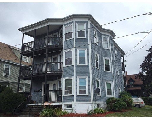 Multi-Family Home for Sale at 79 Lake View Avenue Lynn, Massachusetts 01904 United States
