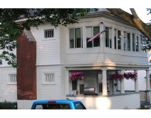 Single Family Home for Sale at 156 Summer Street Fitchburg, Massachusetts 01420 United States