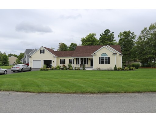واحد منزل الأسرة للـ Sale في 2038 Billys Lane Dighton, Massachusetts 02715 United States