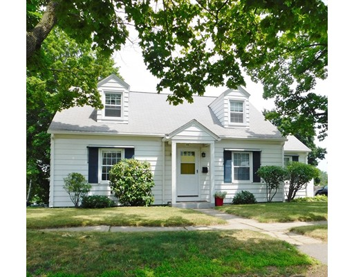 Single Family Home for Sale at 16 Scherpa Street Agawam, Massachusetts 01001 United States
