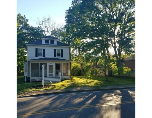Casa Unifamiliar por un Venta en 1174 Mammoth Road 1174 Mammoth Road Dracut, Massachusetts 01826 Estados Unidos