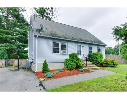 Single Family Home for Sale at 2 Van Norden Road Burlington, Massachusetts 01803 United States